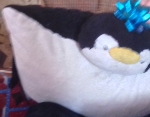 Holiday Mr. Penguin