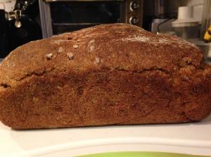 Wheatberry Bread