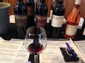 Dry Wine Flight
