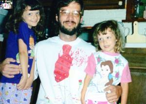 Father's Day of the past.