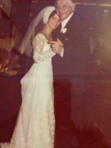 Wedding dance with my dad.