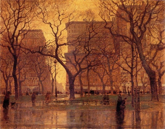 Madison_Square_After_the_Rain_Paul_Cornoyer