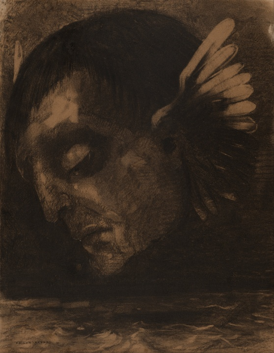 Odilon_Redon_-_Tears_(Les_Pleurs)_-_Google_Art_Project