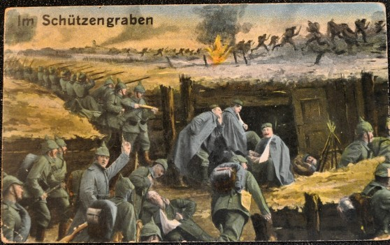WWI_postcard_trench