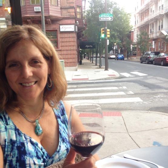 "Enjoying ""Sunday School"" Tria Cafe, Philadelphia"