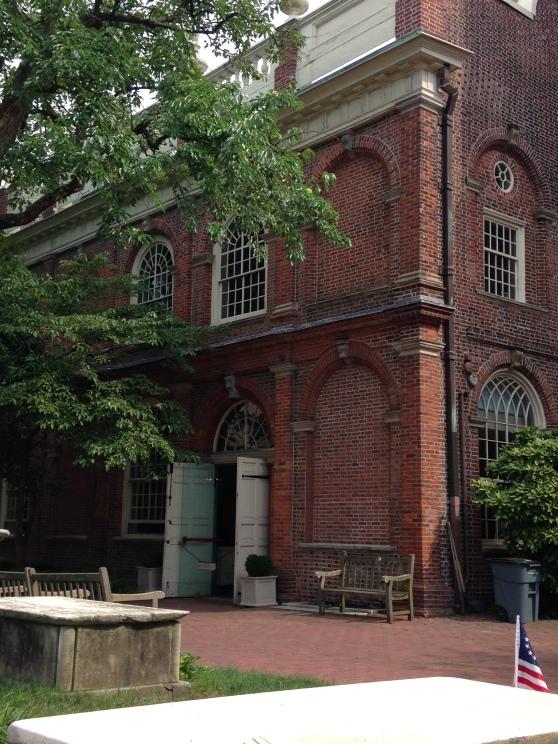 Christ Church, Philadelphia