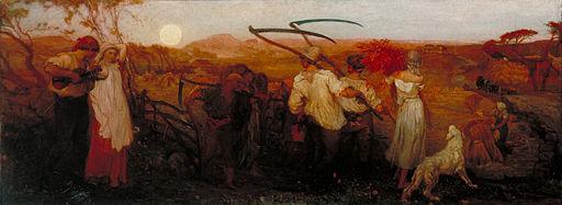 512px-George_Mason_-_The_Harvest_Moon_-_Google_Art_Project