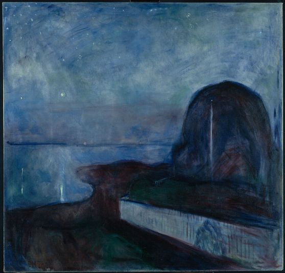 'Starry_Night'_by_Edvard_Munch,_1893,_Getty_Center