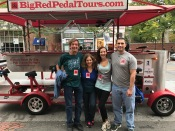 Big Red Pedal Tour