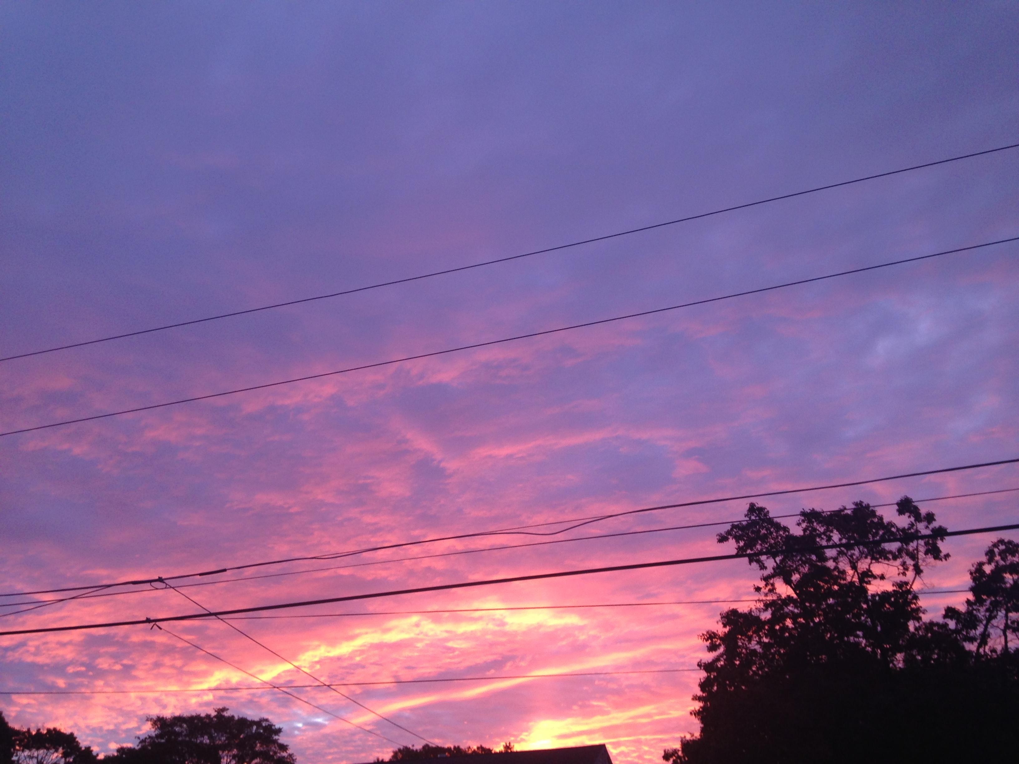 Sunrise, National Park, NJ