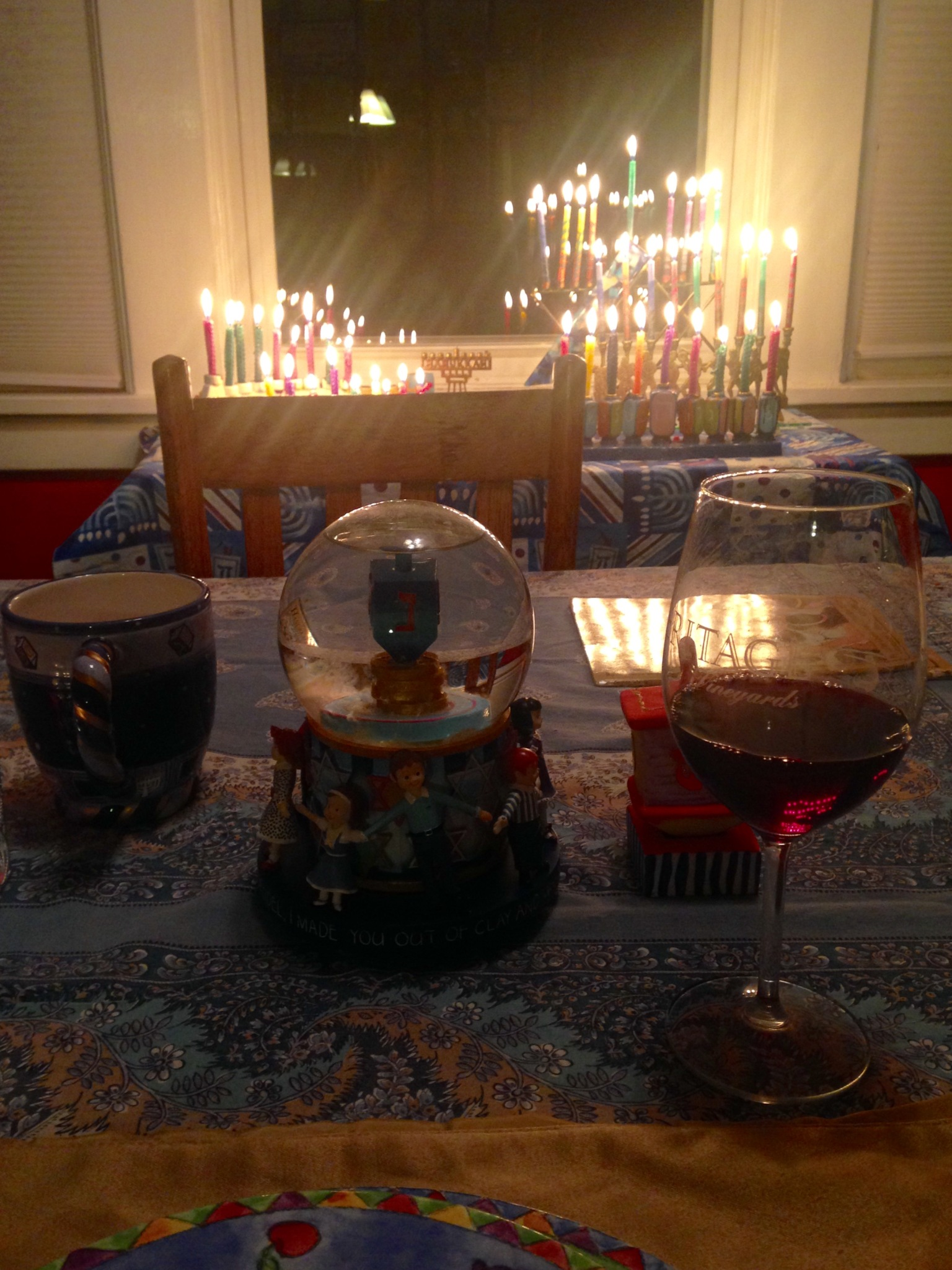 Eighth Night of Hanukkah 2018