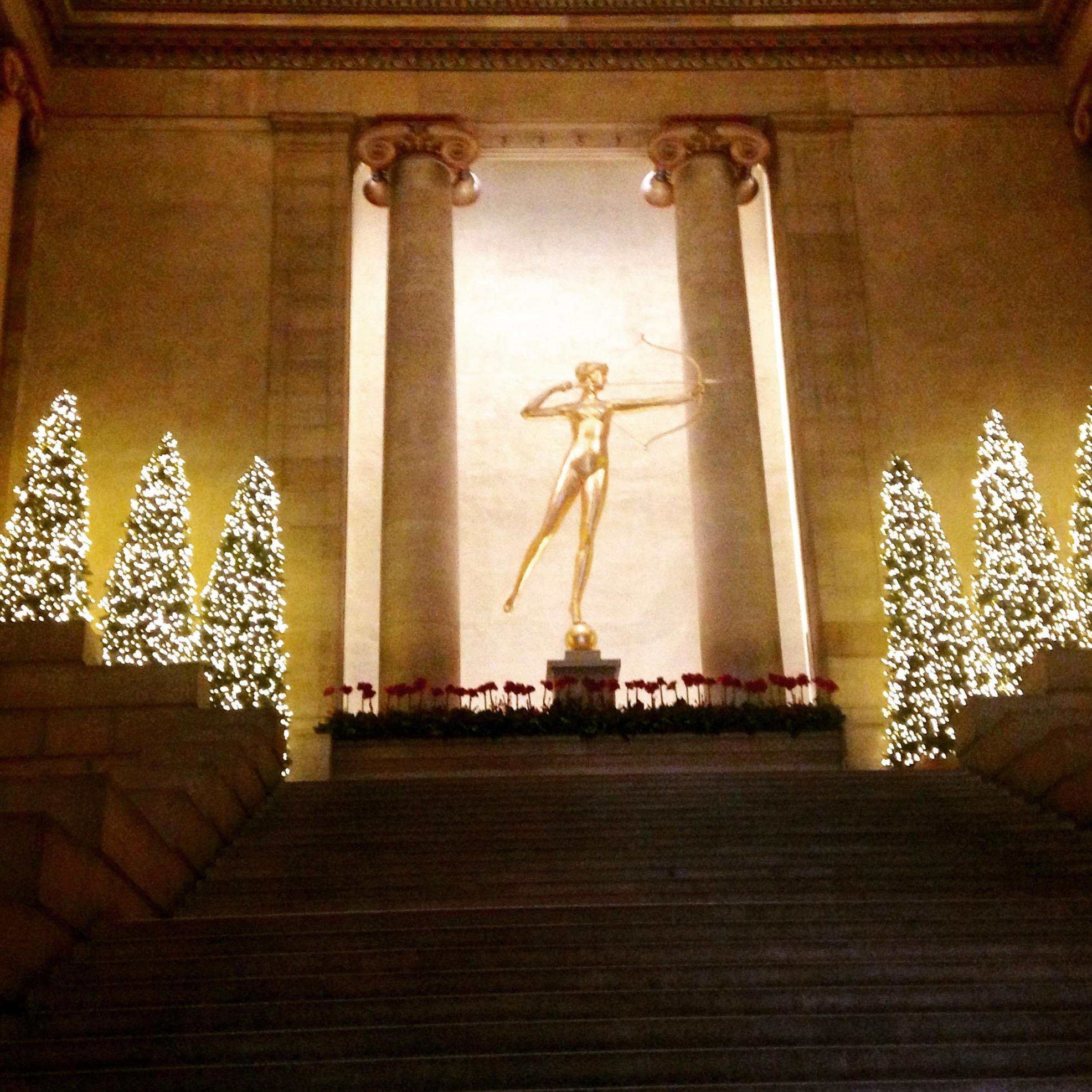 Diana, Philadelphia Museum of Art