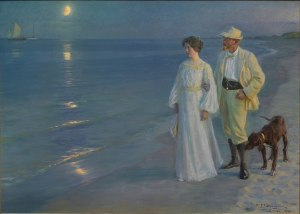 1024px-p_s_krøyer_1899_-_sommeraften_ved_skagens_strand._kunstneren_og_hans_hustru