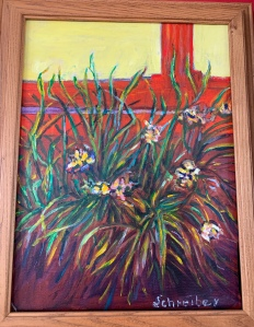 Sylvia Schreiber Painting