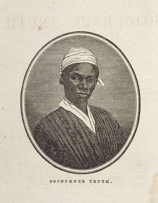 SojournerTruth_1850_OliveGilbert