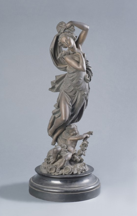 Allegory of Spring, French, Philadelphia Museum of Art