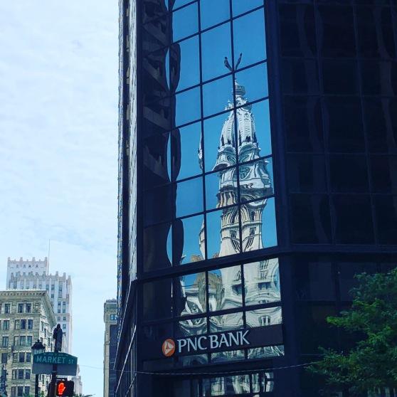 Billy Penn Reflecting on Philadelphia--Merril D. Smith, May 2019