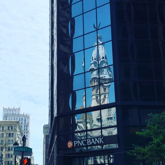 Billy Penn Reflecting on Philadelphia--Merril D. Smith, May 2019