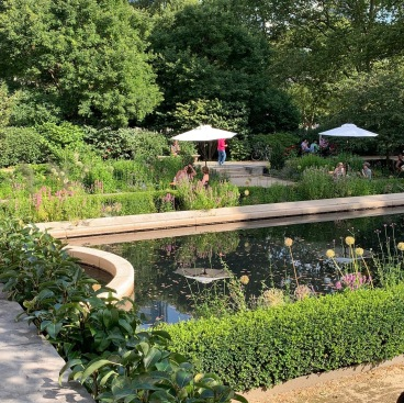 Rodin Museum Garden, Philadelphia