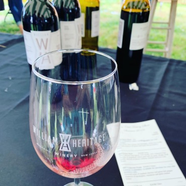 Members' BBQ, William Heritage Winery