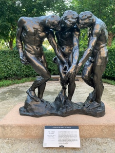 The Three Shades, Rodin Museum