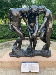 The Three Shades, Rodin Museum