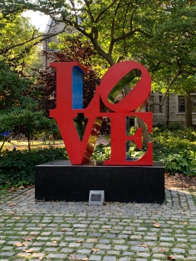 Love at UPenn