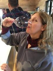 Wine tasting at William Heritage Winer