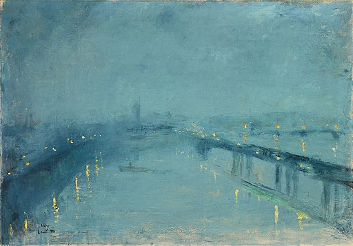 Lesser_Ury_London_im_Nebel_1926