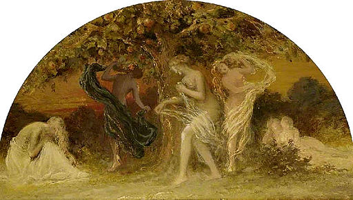 Hesperides,_Dance_around_the_Golden_Tree_by_Edward_Calvert