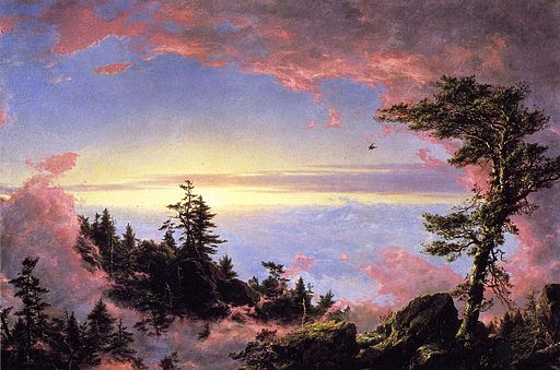 512px-Above_the_Clouds_at_Sunrise_Frederic_Edwin_Church